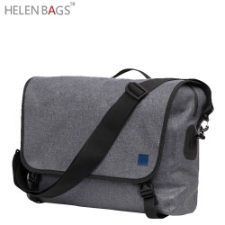 New Fashion Men Handbag Tote Top-handle Cell Phone Pocket Purse Casual Simple Style Bag Satchel Shoulder Bag