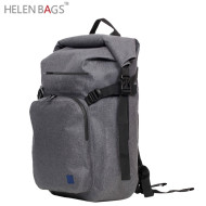 Wholesale fashion waterproof foldable sports backpack outdoor travel bags