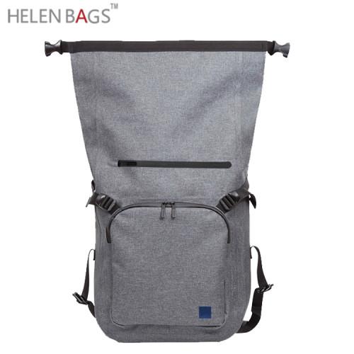 Großhandel Mode wassrdichte faltbare Sport Rucksack für Draussen Reisetasche