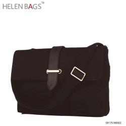 Bolso impermeable de lona portátil funda de computadora maletín bolso para cargar portátiles Ultrabook bolso