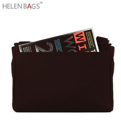 Wasserdichte Leinentasche für Notebook Computer Aktentasche  Ultrabook Tasche