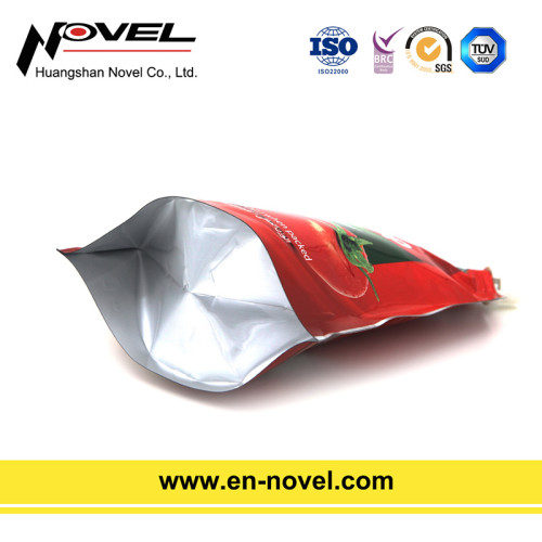 Plastic Stand Up Pouch with Spout for Ketchup/Tomato Sauce Packaging