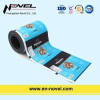Customized Plastic Laminated Food Grade Roll Film for Food Packaging