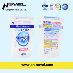 High Barrier Stand Up Pouch for Fresherner Packaging