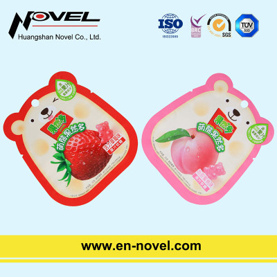 Customized Plastic Shaped Pouch/Sachet for Candy Packaging