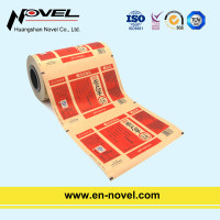 High Barrier Kraft Paper Film for Nut Food Packaging