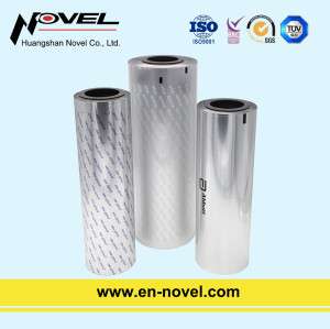 High Barrier Plsatic Aluminum Foil Laminated Roll Film for Milk Powder Inner Packaging
