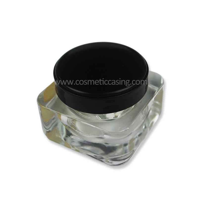 cream jars, cream container