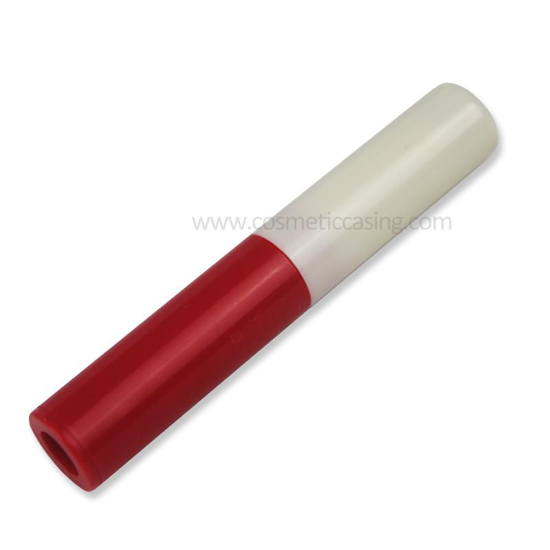 plastic lipstick tube, lipstick container