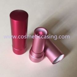Aluminium lipstick tube lipstick containers cosmetics type lipstick case