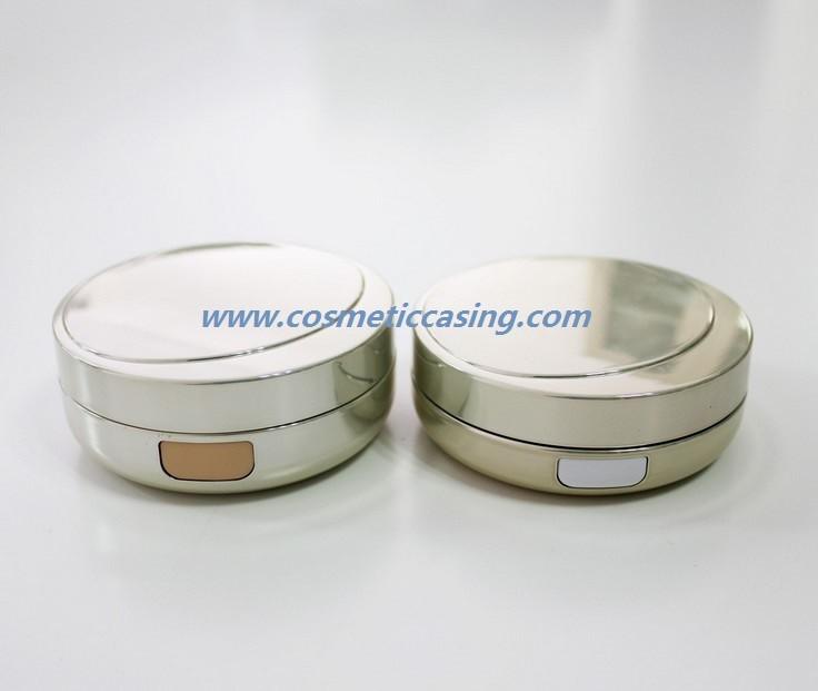 powder case powder box cosmetics packaging