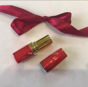Fashion Lipstick tube empty lipstick container lipstick case for cosmetics