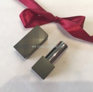 Square magnet Lipstick tube empty lipstick container lipstick case for cosmetics