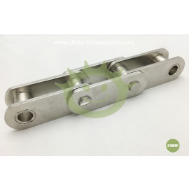 Stainless steel conveyor chains