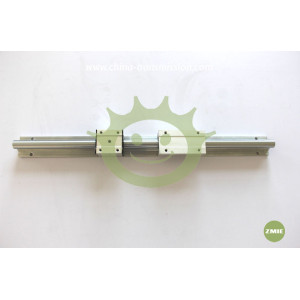 Linear motion slide shaft unit