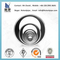 api 5l gr.b a106 a53 seamless steel pipe