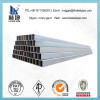 Offering galvanized rectangle steel pipe, pipe and tube distributor
