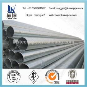 China made corrugated galvanized steel culvert pipe,half circle galvanized corrugated steel pipe