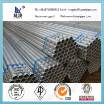 ASTM A53 Black and Hot-Dipped, Zinc-Coated, Welded and Seamless Steel Pipe Supplier