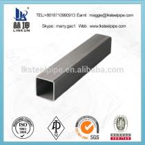 q345 q195 q235 galvanized square steel pipe