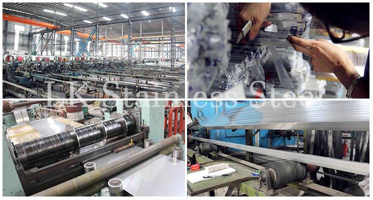 LK Stainless Steel Factory ,steel pipe