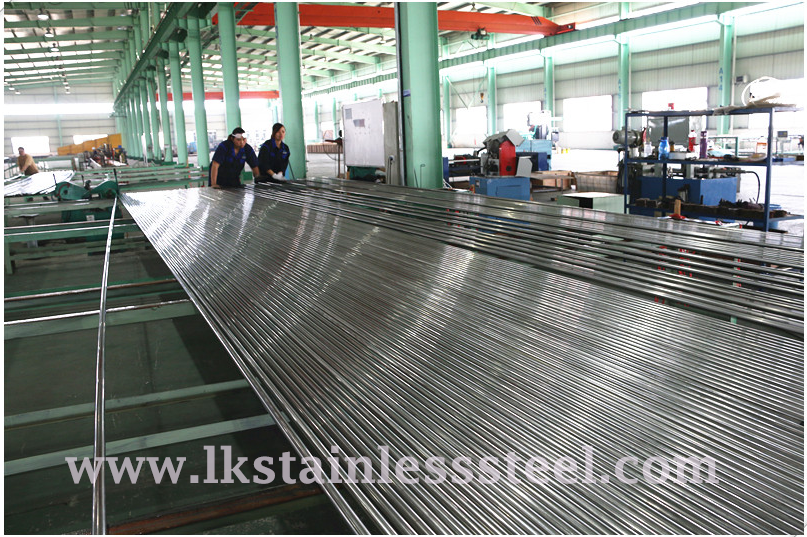 LK Stainless steel factory