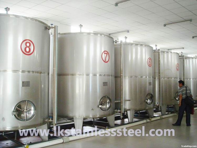 LK Stainless Steel application
