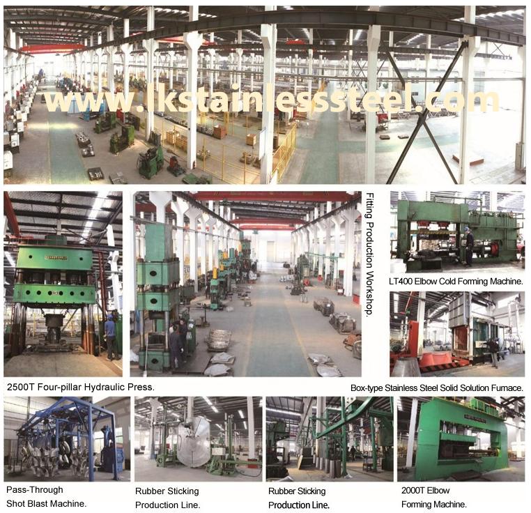 LK Stainless steel factory