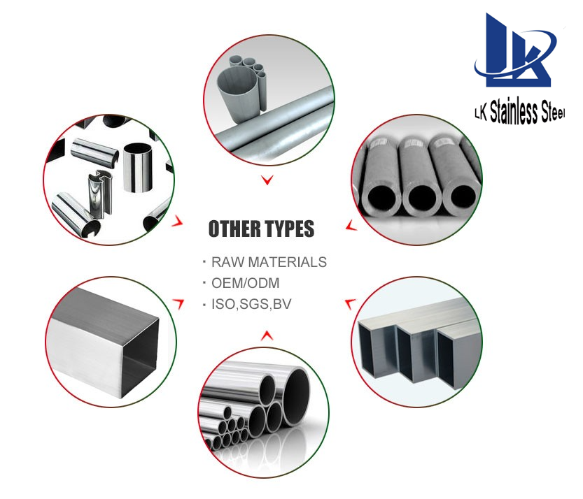 LK Stainless Steel products