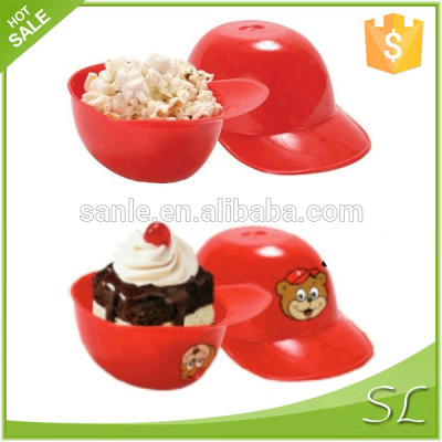 Red Ice cream container for sale