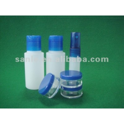 Plastic kit for outdoor manufacture