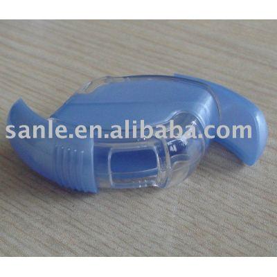 sliding closure plastic pill box