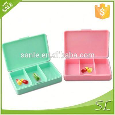 3 lattices PP storage box