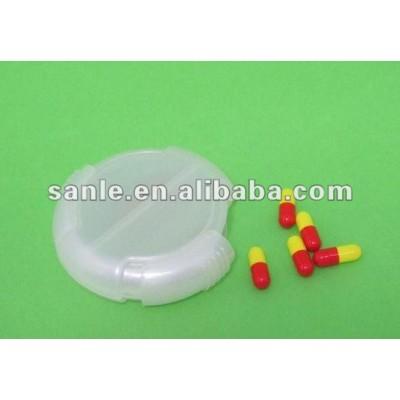 White round box for capsule OEM