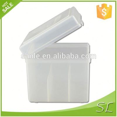 cuboid PP clear Plastic Box