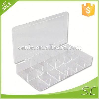 hot sales clear lattice plastic box wholesale