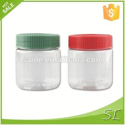200ml jar with red cap