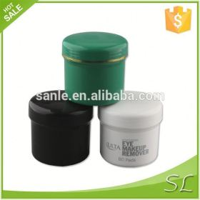Black Cream Jar