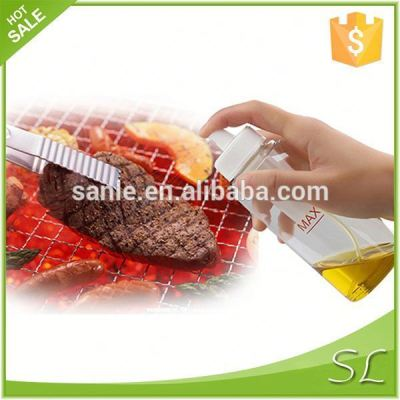 250ml transparent cooking oil bottle