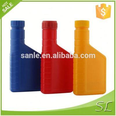 Plastic fuel oil container With Tamper Evident Cap