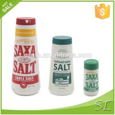 500ml plastic salt bottle with screw cap