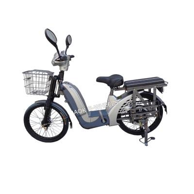 350W/450W Motor Electric Moped, Electric Bike with Drum Brake (EB-013B)