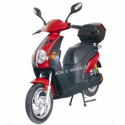 350W/500W Motor Electric Bike with Dashboard (ES-016)