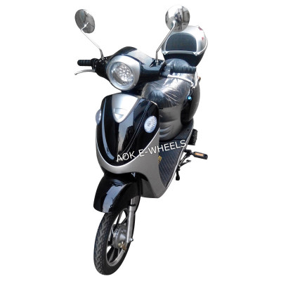 250W/350W/500W Motor Electric Moped with Front Drum Brake (ES-020)