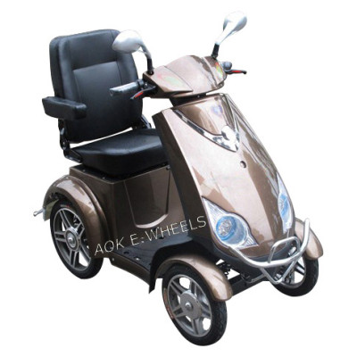 500W48V Four Wheels Electric Mobility Scooter with Electric Brake (ES-028)
