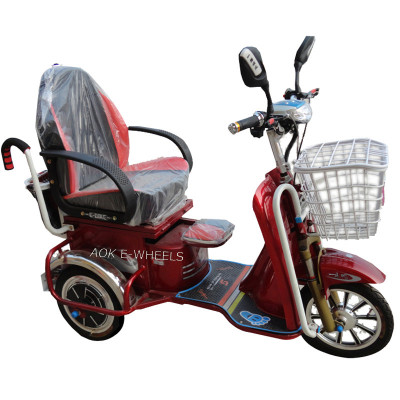 500W48V Electric Mobility Scooter for Disabled or Old People (TC-012)