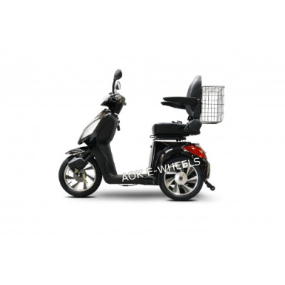 500W/ 800W Motor Electric Tricycle for Old People (TC-016 with deluxe saddle)