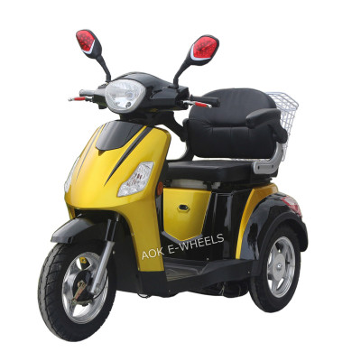 New Design 500W Disabled Scooter with LED Lamp (TC-020)
