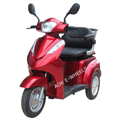 500W/700W Motor Electric Mobility Scooter with Deluxe Saddle (TC-022)