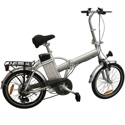 Aluminium Alloy Lithium Battery Electric Bicycle with Shimano 7 Speed (TDN-004)